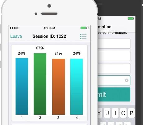 ekran-smartfona-460x400 System głosowania na tabletach