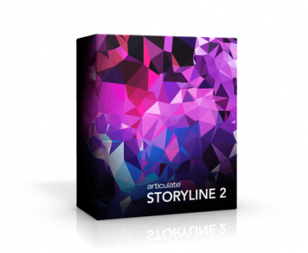 Articulate Storyline 2 pudełko