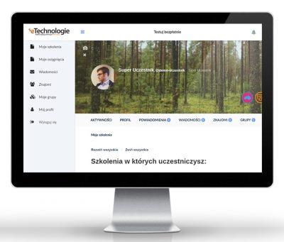 profil uczestnika platformy