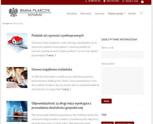notariusz-szczecin-1-495x400 Kancelaria notarialna Irminy Pilarczyk