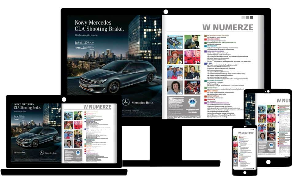 interaktywny magazyn na tablety i smartfony