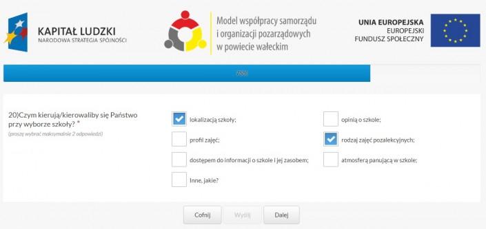 ankiety-3-705x333 Konsultacje społeczne w Powiecie Wałeckim