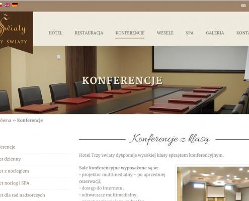 konferencje-3swiaty-495x400 Hotel 3 Światy Gliwice