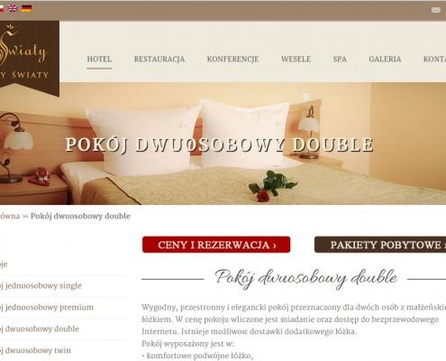 pokoje-3swiaty-495x400 Hotel 3 Światy Gliwice