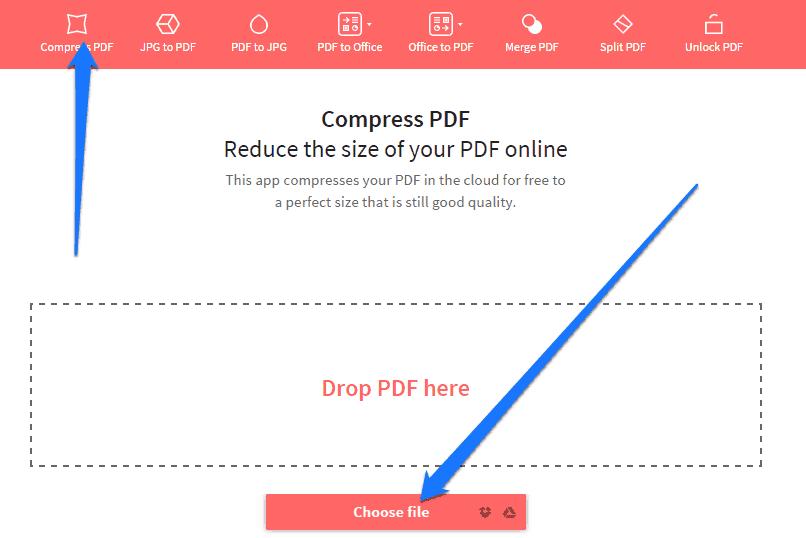 zmiejszanie-pliku-pdf Jak zmniejszyć rozmiar pliku pdf? (instrukcja wideo)