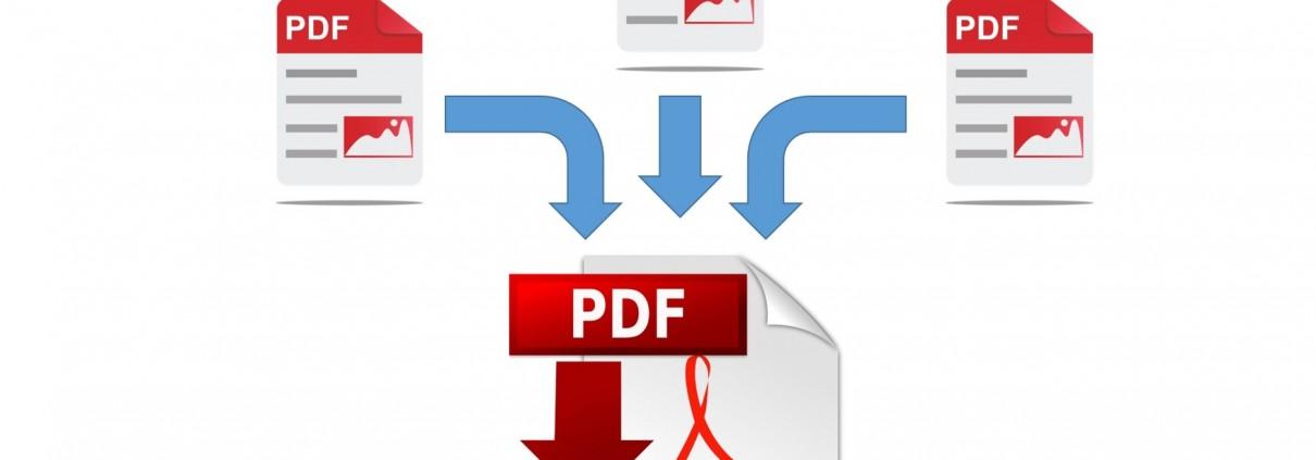 połączenie plików pdf