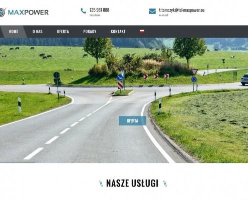 firma-transpotowa-strona-intertowa-495x400 Firma transportowa MAXPOWER