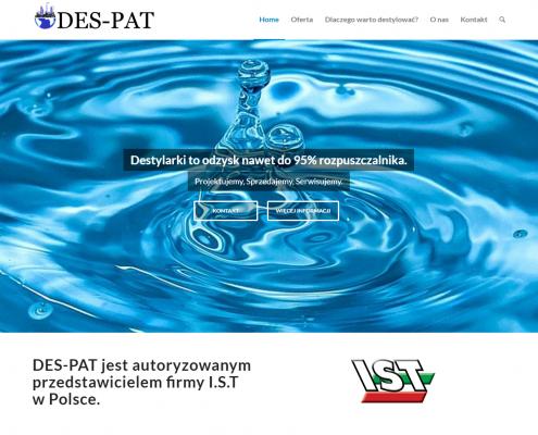 des1-495x400 DES-PAT Urządzenia do destylacji i myjki przemysłowe