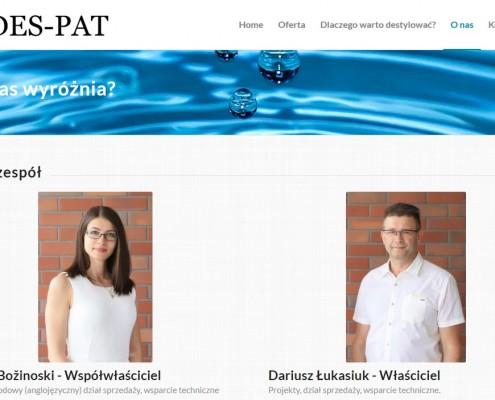 despat-03-495x400 DES-PAT Urządzenia do destylacji i myjki przemysłowe