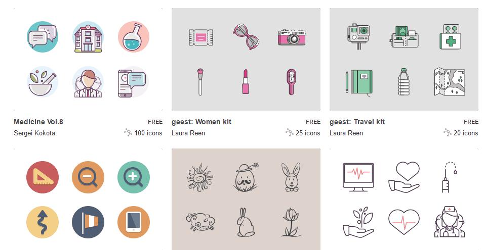 ikony do pobrania