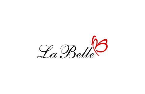 Logo strony salony kosmetycznego la-belle