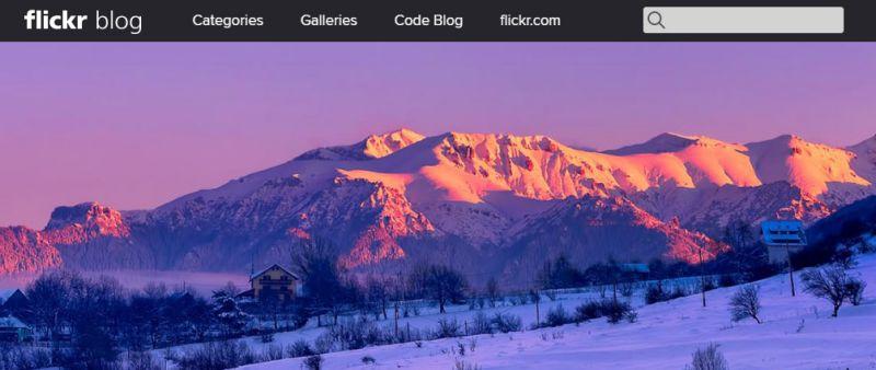 flickr 35 znanych marek, które posiadają strony internetowe na WordPressie
