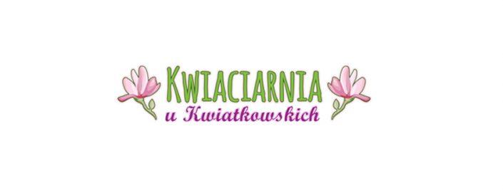Logo kwiaciarni Kwiatkowscy