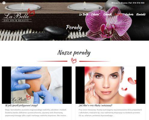 poradylabelle-495x400 La Belle Gabinet kosmetyczny