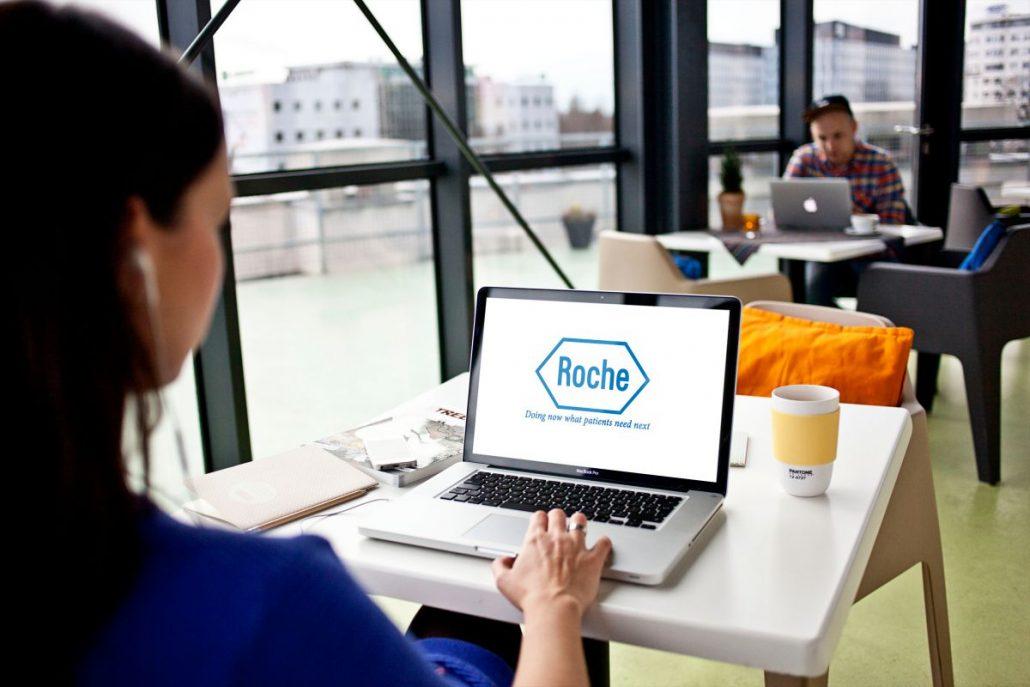 szkolenie e-learning dla Roche