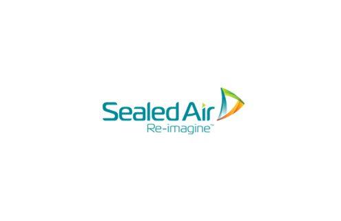 Na zdjęciu widoczne logo Sealed Air, dla którego dostarczyliśmy oprogramowanie.