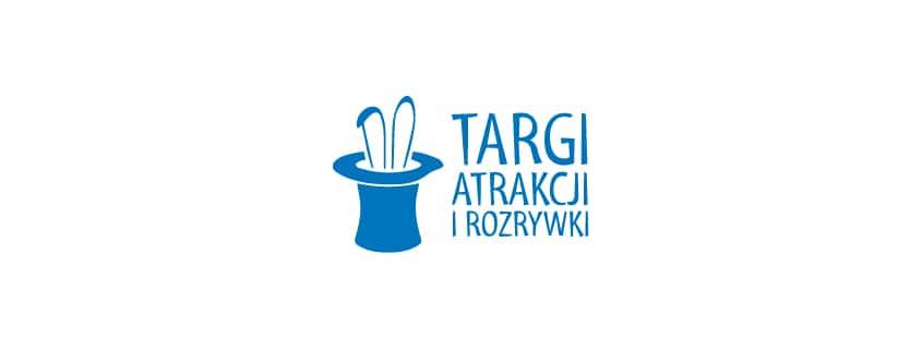 Logo należące do Targii Atrakcji i Rozrywki