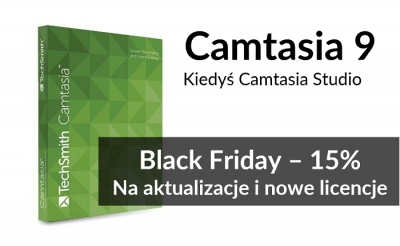Camtasia 9 Black Friday