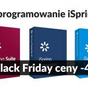 iSpring black friday rabat 40%