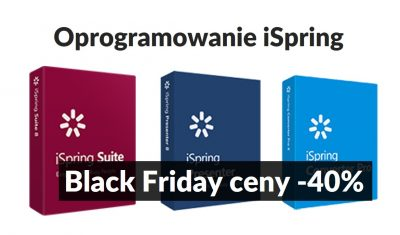 iSpring black friday rabat 40%