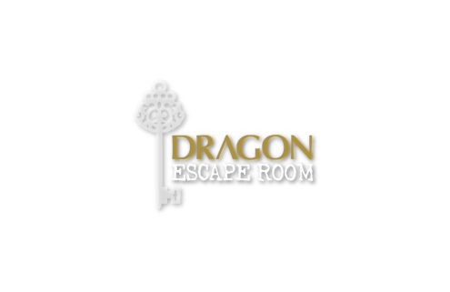 Logotyp Dragon escape room do Portfolio