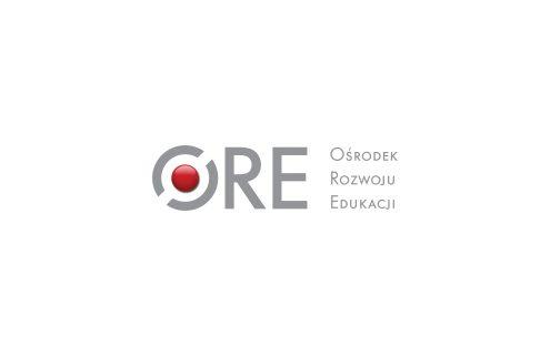 Logotyp Ośrodka Rozwoju Edukacji