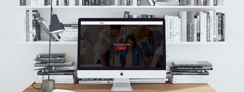 strona_glowna_ORE-845x321 Platforma internetowa wspomagająca organizację i ocenę konkursów dla Ośrodka Rozwoju Edukacji