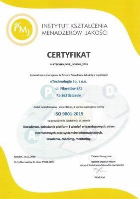 iso-9001-281x400 Posiadamy certyfikat ISO 9001 w zakresie wdrożeń e-learningu