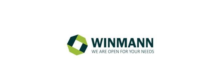 Zdjęcie przedstawia logotyp firmy Winmann