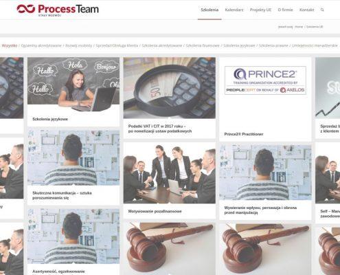 szkolenia-processteam-495x400 PROCESSTEAM - strona dla firmy szkoleniowej