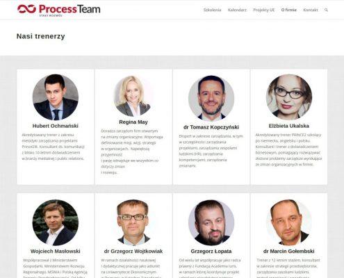 trenerzy-processteam-495x400 PROCESSTEAM - strona dla firmy szkoleniowej