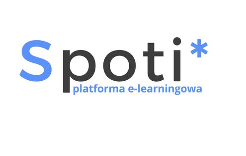 platforma e-learningowa spoti