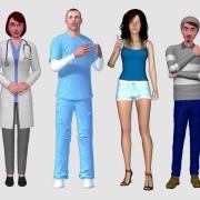 Szkolenia wideo z wykorzystaniem avatarów 3D