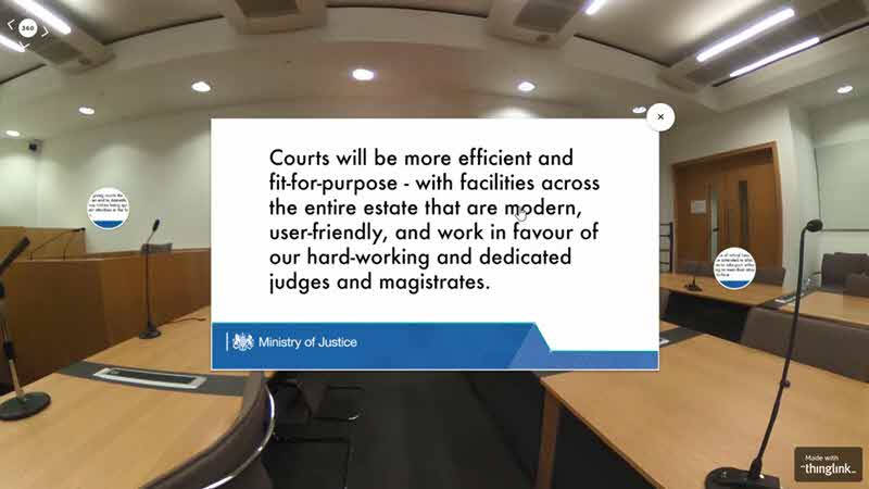 szkolenie VR usprawnienie sądów