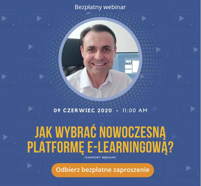 reklama-2-1 Jak wybrać nowoczesną platformę e-learningową? Zapraszamy na bezpłatne webinary!