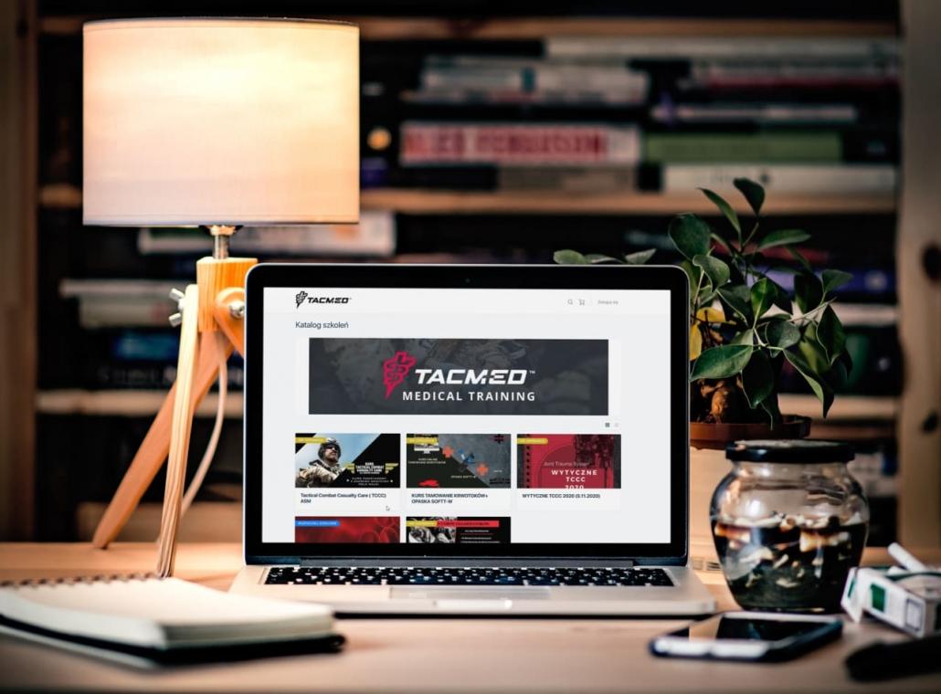 tacmed-sklep-internetowy-1030x760 Platforma e-learningowa dla TACMED